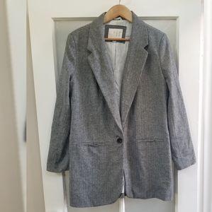 A New Day Tweed Blazer